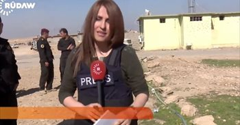 Muere en Mosul la periodista Shifa Gardi mientras cubría la ofensiva...