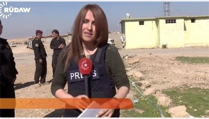 Muere en Mosul la periodista Shifa Gardi mientras cubría la ofensiva contra Estado Islámico