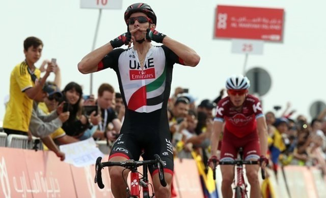 Rui Costa Tour Abu Dhabi