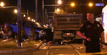 Al menos 28 heridos en un atropello masivo en un desfile de carnaval en...