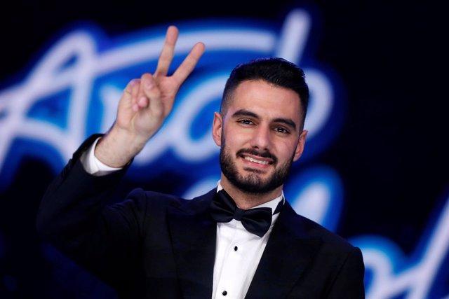 Yacub Shahin ganador del Operación Triunfo árabe
