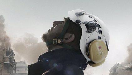 Los Cascos Blancos cancelan su asistencia a los Oscar en solidaridad con un cámara que no podía entrar en EEUU