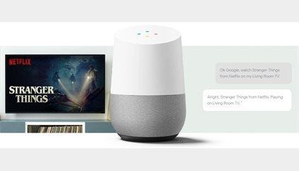 Cómo reproducir pelis y series de Netflix usando Google Home