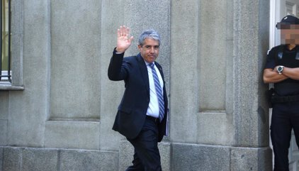 El Supremo juzga desde mañana a Francesc Homs por la consulta soberanista del 9-N