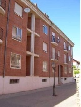 Edificio de Arroyo en el que se ubica el piso del demandante.