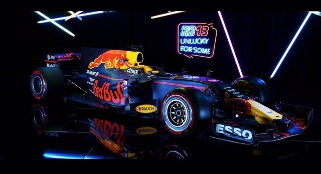 Red Bull RB13 Fórmula 1