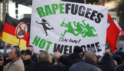 En 2016 hubo 3.533 ataques a refugiados y centros de acogida en Alemania