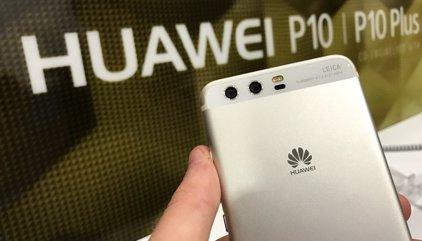 Huawei no pierde ritmo y mantiene su apuesta por la gama 'premium' con los nuevos P10 y P10 Plus