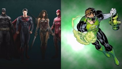 ¿Presentará La Liga de la Justicia al nuevo Linterna Verde?