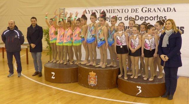 Juegos Deportivos Municipales de Granada