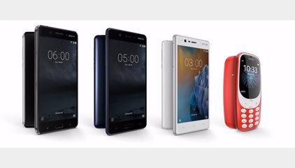 HMD y Nokia recurren a la nostalgia con la reedición del Nokia 3310