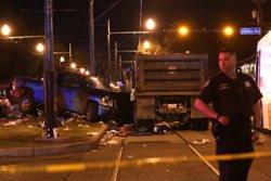 Identificat el conductor ebri que ha provocat l'atropellament de 28 persones al carnaval de Nova Orleans ( SHANNON STAPLETON / REUTERS)