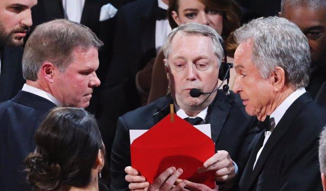 89Th Academy Awards - Oscars Awards Show - Hollywood, California, U.S. - 26/02/1