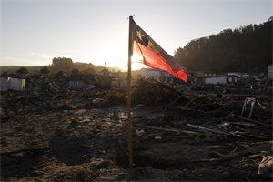 Chile recuerda la tragedia de su último gran terremoto