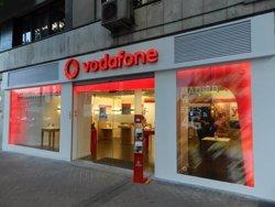 Vodafone creu que no té sentit adquirir altres operadors de telecomunicacions en el mercat espanyol (EUROPA PRESS)