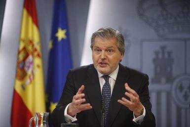 """Méndez de Vigo, sobre l'independentisme: """"D'alguna manera, anar contra la legislació d'un país és anar contra Europa"""" (EUROPA PRESS)"""