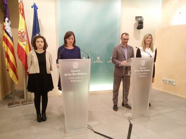 Fina Santiago, Armengol, Barceló y Gómez