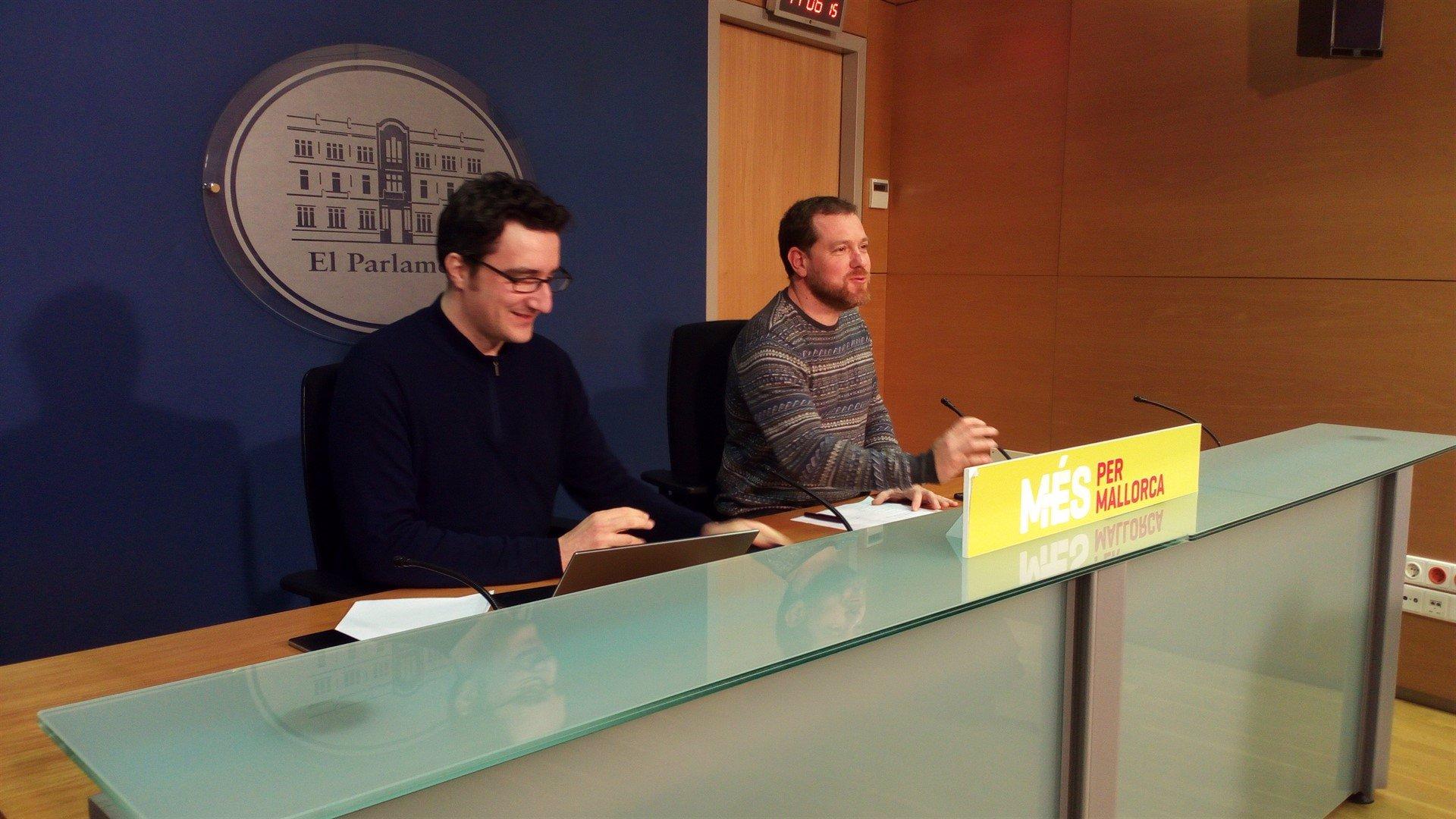 MÉS presenta una PNL para 'defender la libertad de expresión' a raíz de la condena a Valtonyc