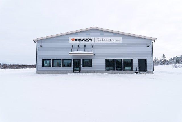 Nuevo centro de pruebas de Hankook en Finlandia