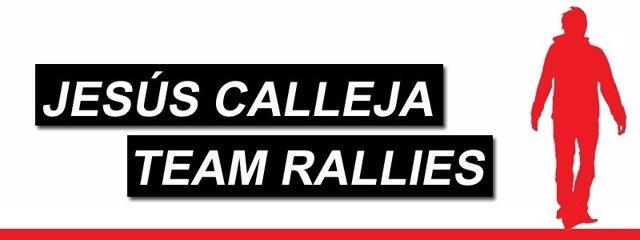 Jesús Calleja Team Rallies