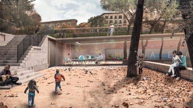 Proyecto ganador Plaza de España
