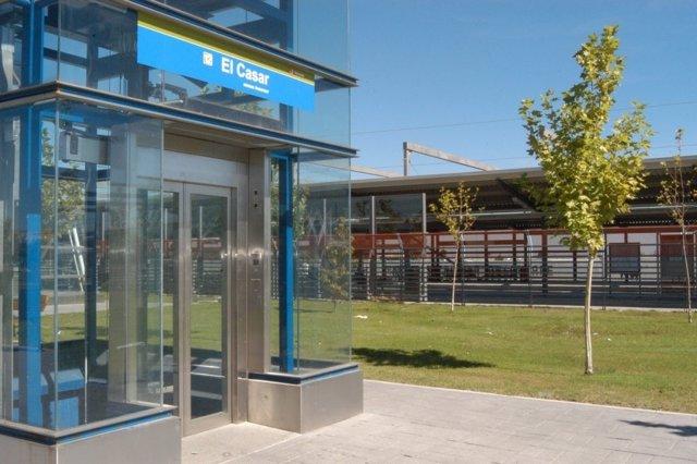 Estación de Metro El Casar
