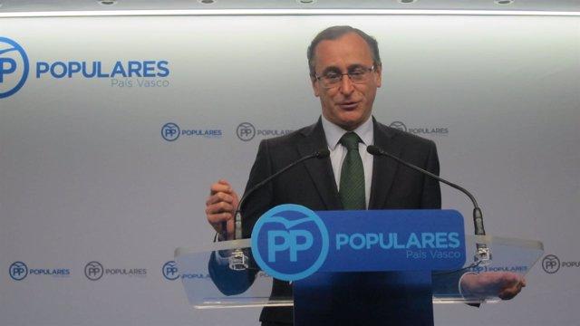 Alfonso Alonso (PP vasco)