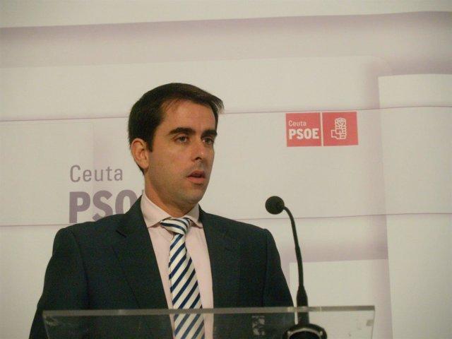 José Antonio Carracao, ex secretario general del PSOE de Ceuta