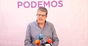 """Podemos no acudirá a la entrega de las Medallas de Andalucía por el """"uso..."""