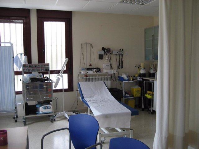 Instalaciones sanitarias en Castilla y León