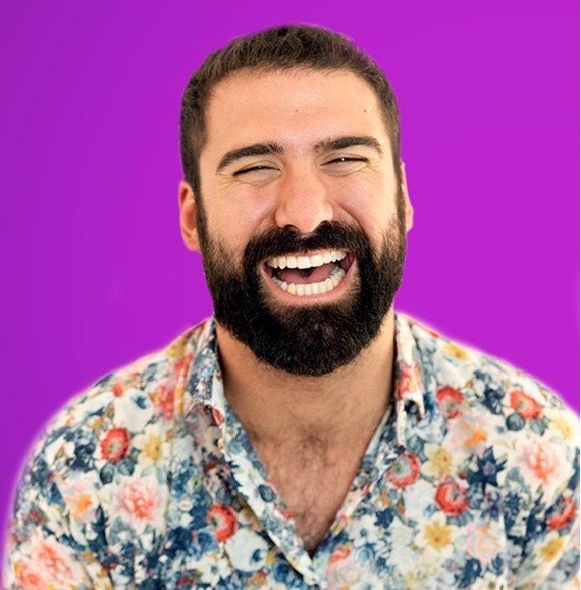El humorista Jorge Cremades