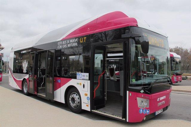 Nuevos autobuses