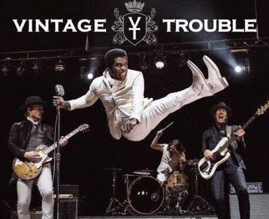 Vintage Trouble actuaran a la Sala Apolo de Barcelona el 20 de juny (HEART OF GOLD)