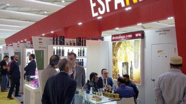 Nota (Cinco Empresas De Granada) Más De Una Treintena De Empresas Andaluzas Expo