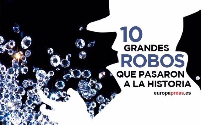 10 Grandes Robos De La Historia