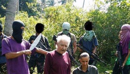 Els gihadistes filipins d'Abu Sayyaf decapiten un ostatge alemany