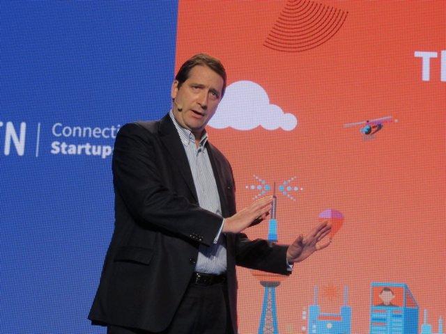 Terry Von Bibra, director general de Alibaba en Europa
