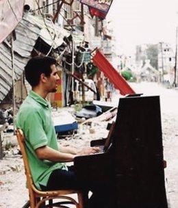Aeham Ahmad, el pianista de Yarmouk