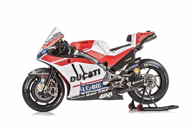 Moto de Ducati