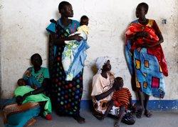 La crisi alimentària provoca un èxode de 31.000 sud-sudanesos cap al Sudan en el que va d'any ( SIEGFRIED MODOLA / REUTERS)