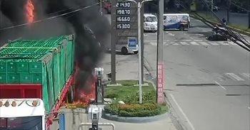 VÍDEO/ Fuerte accidente en República Dominicana deja varios heridos y ...