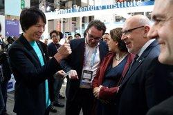 """Baiget situa el 4YFN com a """"punt de referència a Europa"""" per a l'emprenedoria en noves tecnologies (ACN)"""