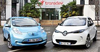 Renault-Nissan y Transdev se alína pra flotas de vehículos autónomos