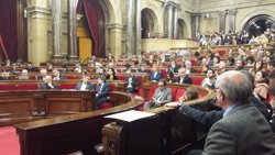 JxSí proposa al Parlament limitar els aforaments i eliminar els indults (EUROPA PRESS)