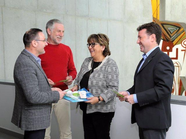El congreso, presentado hoy, se celebra del 18 al 21 de marzo en Huesca