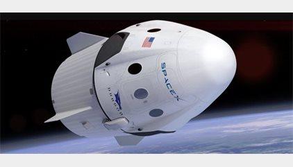 SpaceX enviará a dos turistas alrededor de la Luna el próximo año