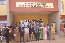 Inaugurado en Burkina Faso el laboratorio 'Andalucía' para formación en salud