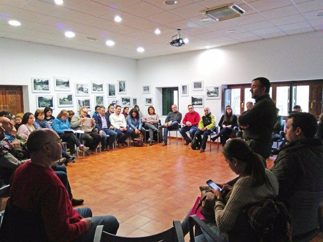 Última reunión del Foro de Turismo Sostenible