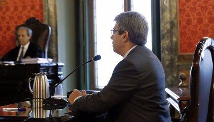 La campaña de la Generalitat para el 9-N siguió pese a la suspensión, según altos cargos