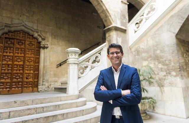 Jorge Rodríguez en imagen de archivo